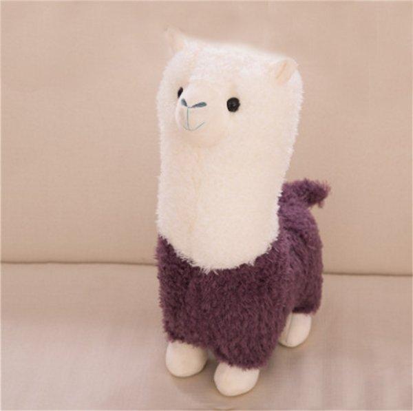画像1: ぬいぐるみ 抱き枕 アルパカ 縫いぐるみ クリスマス プレゼント お誕生日 贈り物 大きい ふわふわ 超可愛いぬいぐるみ (1)